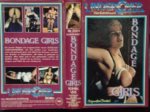 DBM Videovertrieb: Bondage Girls