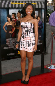 Тиайрра Мари, фото 1. Teairra Mari At the premiere of 'Lottery Ticket' in Hollywood - August 12, 2010, foto 1