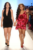 Christina Milian | On the Runway @ the Nicolita Fashion Show during MBFW in Miami | July 20 | 11 pics