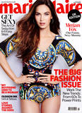 Megan Fox - Marie Claire UK March 2013