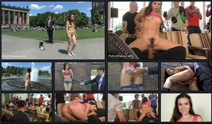 PUBLIC DISGRACE: Aug 7, 2015 - Steve Holmes  and Juliette March