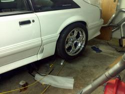 UPR maximum rear coilover ride height issues  - Forums at Modded