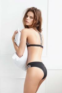 Daniela Freitas sexy lingerie