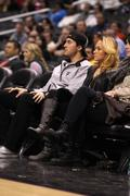 Хайден Панотье, фото 14531. Hayden Panettiere - watching a basketball game at the Staples Center 03/07/12, foto 14531