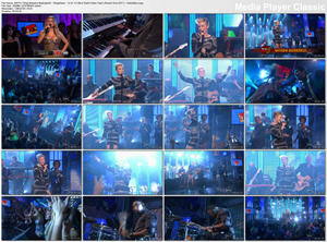 Natasha Bedingfield - X2 Performances - 12.31.10 (Dick Clark's New Year's Rockin' Eve 2011) - HD 720p