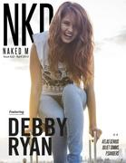 Debby Ryan in Naked Magazine April 2013