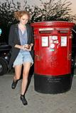 Lily Cole out and about in London - July 2, 2009