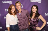 Эрика Дюранс, фото 12. Erica Durance - The Entertainment Weekly and Syfy Party in San Diego, photo 12