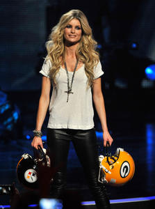 Мариса Миллер, фото 2292. Marisa Miller at VH1 Pepsi Super Bowl Fan Jam Texas - 03/02/11, foto 2292