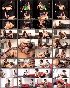 MGMC-030 Tokyo Queen Mistress Collection Asian Femdom