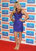 Carley Stenson - Inside Soap Awards 26th September 2011